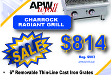 Weekly Restaurant Equipment Deal / Weekly deals for all your restaurant equipment needs.