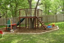 Zip Line/Play House