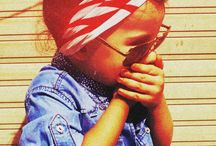 Kids heart fashion too :)