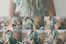 hair hacks✌