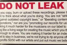 Music Industry stuff