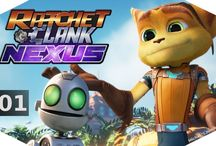 "Ratchet & Clank: Nexus / Ratchet & Clank: Into the Nexus (known as Ratchet & Clank: Nexus in Europe) is a platform game developed by Insomniac Games and published by Sony Computer Entertainment. It is the 12th game overall in the Ratchet & Clank series being the fourth and final installment in the ""Future"" series"