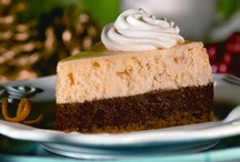 Dairy Desserts / Go to desserts for Shavuot and decadent treats!