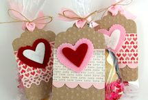 Handmade Cards: Valentines Day & Love / Handmade for Valentine's Day  / by Steph @ Silver Boxes
