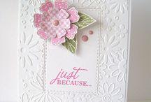 Cards Darice Embossing Folders
