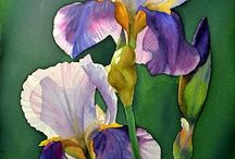 Botanicals: Close-ups of Higher Plants in Art and Nature / by Carol Simmons