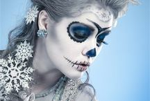 Day of the Death | Costume / Halloween, Costume, Inspiration. / by Estefania Leon Pasaguay
