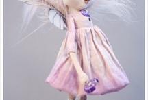 куклы / by Марина Малидовская