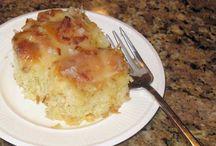 Favorite Recipes / by Paige Delapena