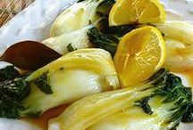 Gemüsegerichte