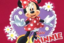 Minnie Mouse festartikler / Stort udvalg af Minnie Mouse festartikler og Minnie Mouse ting.