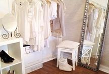 Dressing and bedrooms