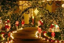 Christmas Garden Decoration