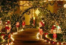 Christmas Garden Decoration