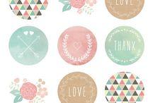 dekorativní papíry