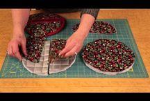 Patchwork a jiné šití / postupy a vychytávky šití