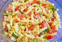 leichter Nudel Salat