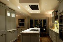 Kitchen Lighting / Lighting design for kitchens