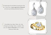 V-DAY EDITION: SPARKLERS OR SWEETS? / What does your heart desire? Diamonds or.... Diamonds?? ;)