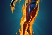 Helder - DC Marvel