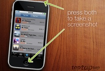 iphone tips / by Alex Langtry