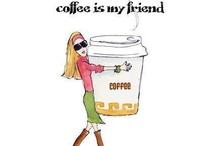 cuppa caffeine / coffee / by Deez