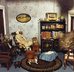 Miniatura: Life in Miniature / Dolls Houses and other lovely tiny things
