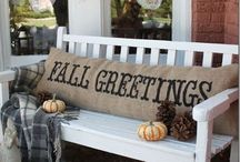 Fall Decor and Inspiration / All things fall including great decor, food ideas, tailgating, and all things pumpkin!