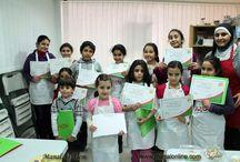دورات الأطفال بمركز منال العالم / https://www.facebook.com/pages/Manal-Al-Alem-Center-1/