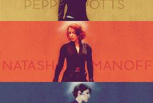 (A)venge, Diverge, and Survive / The Avengers, Divergent, and the Hunger Games