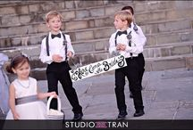 Flower Girls and Ring Bearer's / Ideas and concepts for Dade, Noah, Blakely and Cora.  / by Lindsy Fennell Olesky