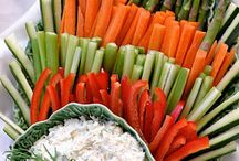 Party Trays and other Healthy Appetizers