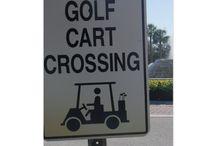 Golf Golfers and Golfing