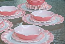 Dinnerware / by Tammy Gibson