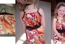 "Kid Fashion / ""Little girls, like butterflies, need no excuse."" Robert A. Heinlein / by Aubrey Backscheider"