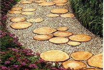 Záhradné chodníčky