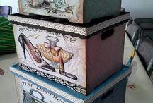 krabice a krabičky