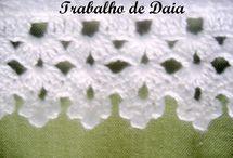 terminaciones a crochet