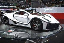 voitures de sports