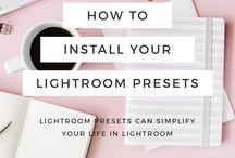 Lightroom - Presets