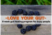 Love Your Gut - gut healing program / Boost your immune system, Increase energy and eliminate toxins. This program has been designed to help rehabilitate your gut and reclaim the life you deserve!