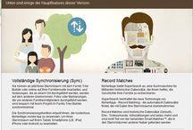 MyHeritage - Produkte und Technologien / by MyHeritageDE