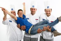 Coupe Louis Lesaffre 4th edition - SERBIA / 4th edition LOUIS LESAFFRE CUP - Europe selection Serbian Team. Competition on 25th August in Lille (France). Awards ceremony on 28th August 2015.