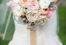 Wedding Details / Wedding flowers, gowns, decor, etc.