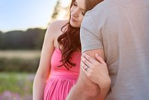 Pregnant couple photos