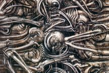 giger biomechanic