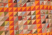 Quilts ~ Traditional & graphic