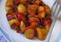 Pommes de terre à l'espagnol