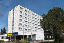 Best Western Hotel Bremen East / Conveniently located in Bremen's Vahr district, the Best Western Hotel Bremen East has excellent transport links. 142 guest rooms, a bistro with bar and a small fitness area are among the facilities offered at this non-smoking establishment.