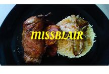 MISSBLAIR is cookiing